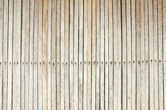 Texture of wooden fence Royalty Free Stock Image