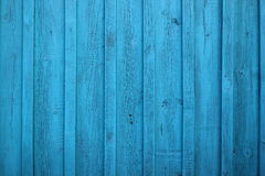 Texture of a wooden fence Royalty Free Stock Images