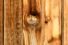 Texture of wooden fence background Stock Photos