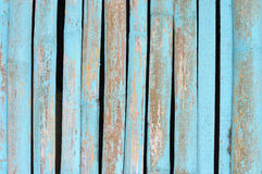 Texture of wooden fence Royalty Free Stock Images