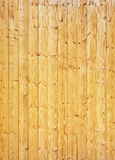 Texture of wooden fence Stock Images