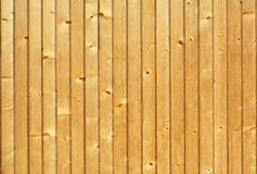 Texture of wooden fence Stock Photography