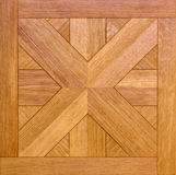 Texture of the wooden floor Stock Images