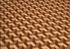 Texture of wooden floor. Can be used as background Royalty Free Stock Photos