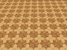 Texture of wooden floor. Can be used as background Stock Images