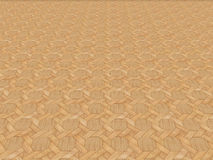 Texture of wooden floor. Can be used as background Stock Photos