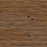 Texture of the old wooden floor. Stock Photos