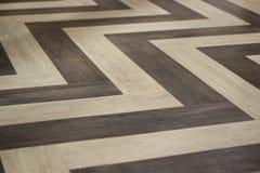 Texture of wooden floor. Modern Stock Image