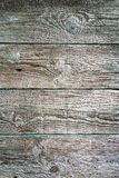 Texture of wooden horizontal boards Royalty Free Stock Image
