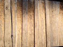 Texture,wooden. Дорожка из досок из дерева,тень падает на доски,Track from boards of wood,shadow falls on the boards,# Royalty Free Stock Images