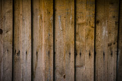 Texture of wooden planks Royalty Free Stock Images