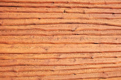 Texture of  wooden planks Royalty Free Stock Photos