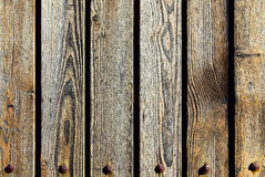 Texture of wooden planks Royalty Free Stock Image