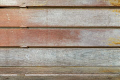 Texture of wooden rail fence. Old wood panels Royalty Free Stock Photos