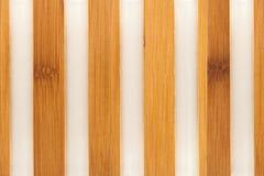 Texture of wooden strips Stock Photos