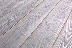 Texture of wooden surface as background. Closeup stock image
