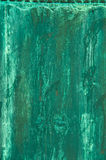 Texture of wooden wall with a patina effect Royalty Free Stock Photo
