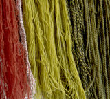 Texture of wool Stock Image