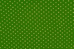 The texture of wool fabric with polka dots. Photography Studio stock photo