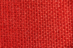 Texture of wool fabric weave Royalty Free Stock Photo