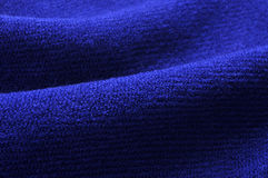 The texture of a wool scarf Royalty Free Stock Image