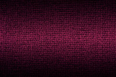 Texture woolen fabric. horizontal Stock Photography
