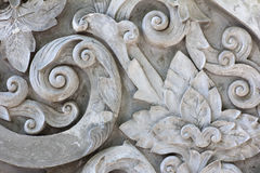 Texture of working Stucco gray color Royalty Free Stock Photo