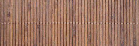 Texture of woven bamboo Royalty Free Stock Photos