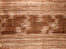 Texture of woven fabric Stock Image