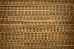 Texture woven straw. Background beige stock photo