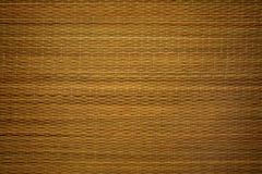Texture woven straw Stock Images