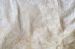 Texture of wrinkled fabric Stock Photos