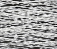 Texture of the yarn with glue Royalty Free Stock Image