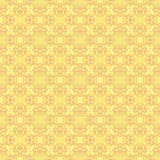 Texture on Yellow. Element for Design. Stock Image