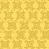 Texture on Yellow. Element for Design Stock Photos