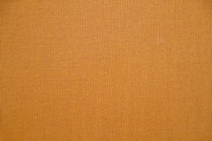 Texture of yellow fabric Royalty Free Stock Photography