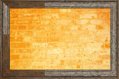Texture of a yellow fabric Royalty Free Stock Photo