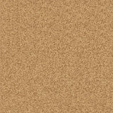 Texture of yellow sand. Royalty Free Stock Image