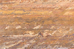 Texture of yellow stone Stock Images