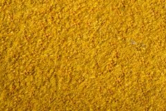 Texture of the yellow surface with a nap in high definition. Texture of the surface with a nap in high definition royalty free stock images