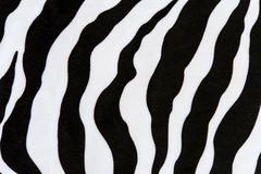 Texture of zebra leather Royalty Free Stock Image