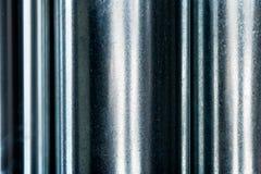 Texture of  zinc sheet Royalty Free Stock Photos