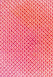 Textured abstract background. Colourfull pink waffle. Close up. Flat lay Royalty Free Stock Images