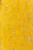 Textured abstract background in yellow color Royalty Free Stock Photos