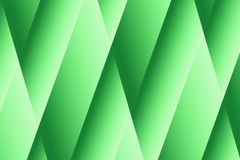 Textured Abstract Lines and Triangles Geometric Graphic Design Background Green White. Abstract geometric triangle shapes and lines in shades of green and white Stock Images