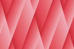 Textured abstract lines and triangles geometric graphic design background red pink white Royalty Free Stock Photography