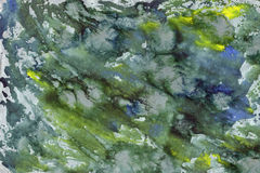 Textured Abstract Paint Stock Photo