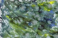 Textured Abstrakcjonistyczna farba zdjęcie stock