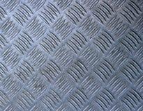 Textured alluminium obrazy royalty free