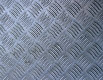 Textured alluminium Royalty Free Stock Images